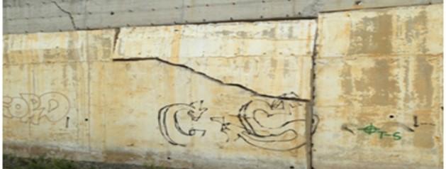 Proyecto de corrección de patologías en el muro de contención del campo de fútbol del Arroyo de Benagalbón (FASE I).